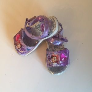 Other - Princess Sofia sandals